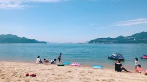 2019年 キャンプ(海)